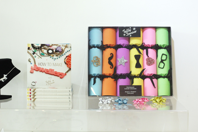 Tatty Devine christmas crackers