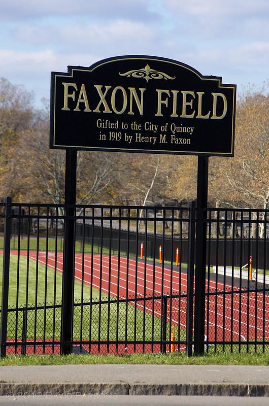 Faxon Field