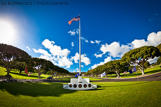 Punchbowl-National Cemetery of the Pacific