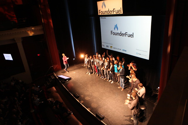 The teams #ffdemoday