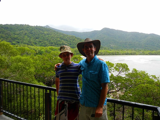 Kulki Lookout, Cape Tribulation