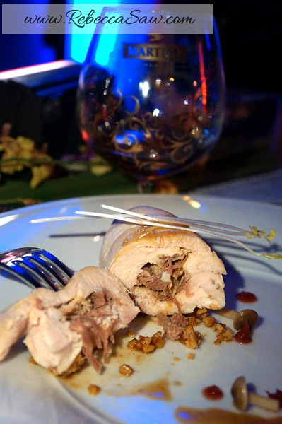 Martell Pure Gourmet Dinner - Chef Emmaneul Stroobant-039
