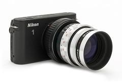 Nikon 1J1 + Meyer-Optik Gorlitz Telefogar 90/3.5