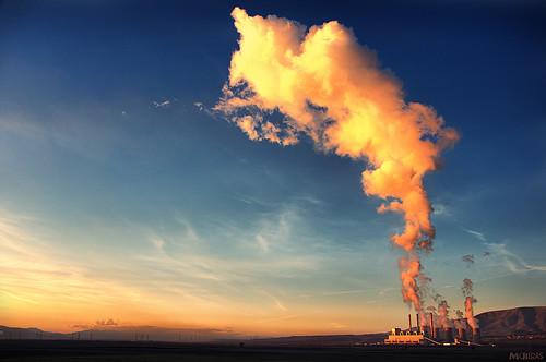 ВМО - выбросы парниковых газов на рекордно высоком уровне