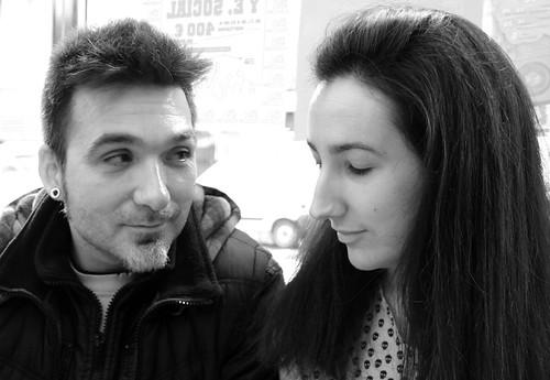 NEAPOLITAN PORTRAIT - SANTOS M. PERANDONES & JULIA GETINO