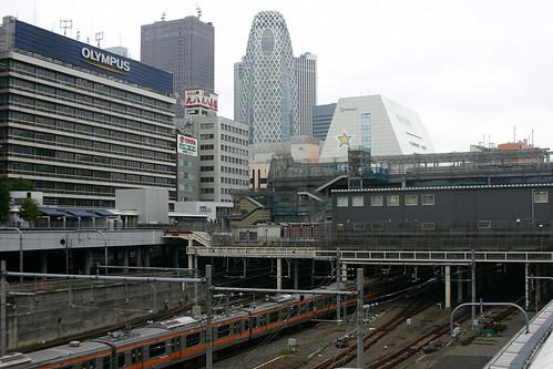 Shinjuku Railroads