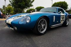 race car, automobile, vehicle, shelby daytona, land vehicle, sports car,