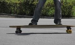 freebord(0.0), skateboarding--equipment and supplies(0.0), boardsport(1.0), skateboarding(1.0), skateboard(1.0), sports equipment(1.0), longboarding(1.0), longboard(1.0),
