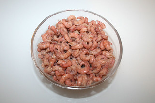 03 - Zutat Krabben / Ingredient shrimps