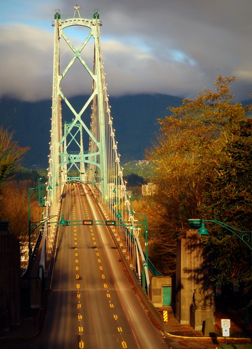 Lions Gate Bridge (Explored!)