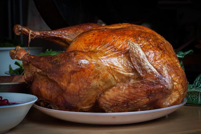 Thanksgiving Turkey [327/366] from Flickr via Wylio