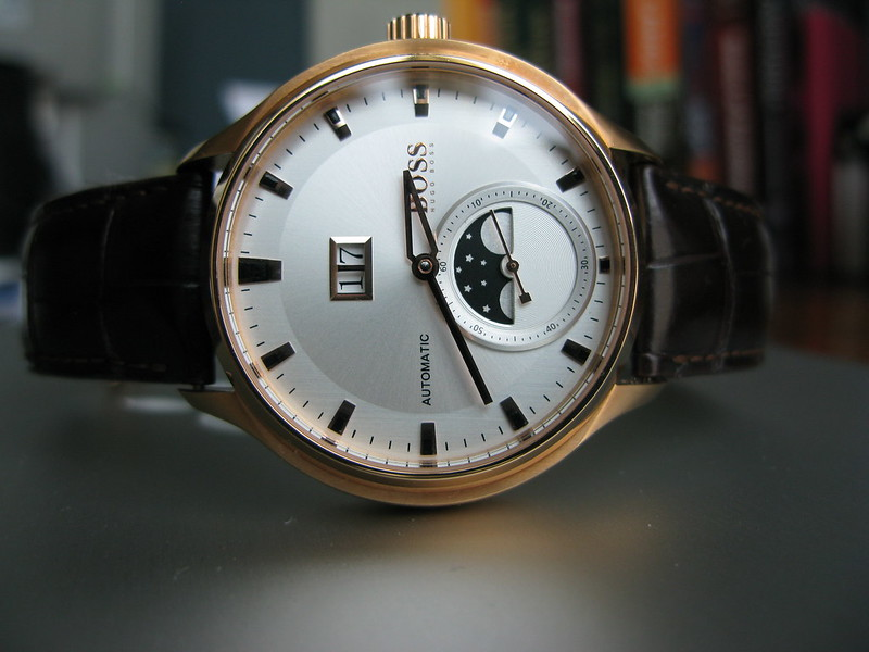 new wrist mechanical moonphase that looks 10x more