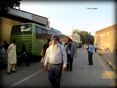 Welcome Sikh Guests To Gurdwara Dera Sahib Lahore