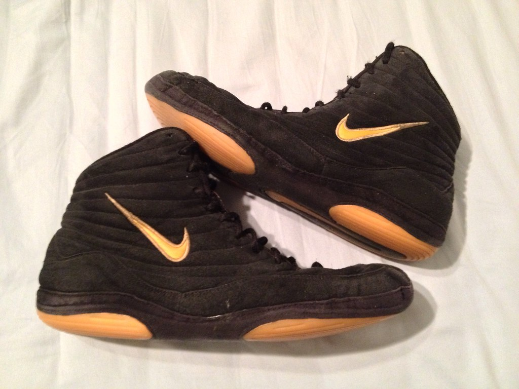 53fb81f36294 ... denmark nike reissue inflict wrestling shoes gone a11a4 91bb8