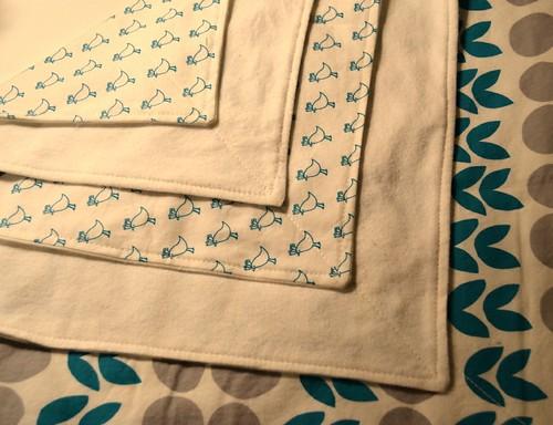 Bella baby blanket