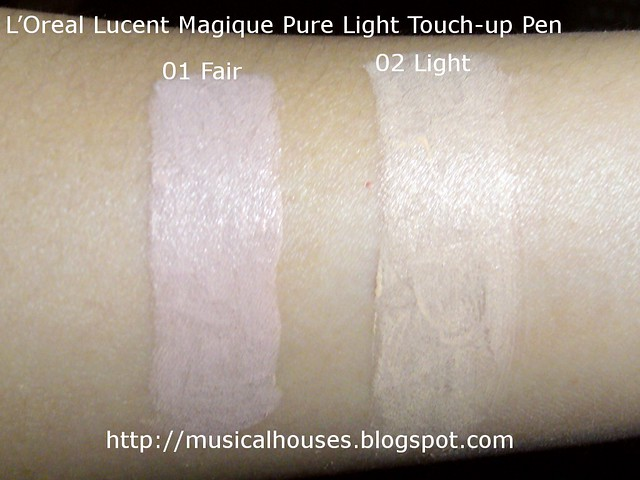 loreal lucent magique concealer