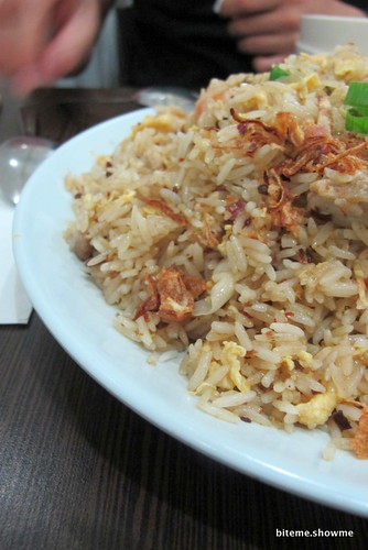 Albee's Kitchen - Nasi Goreng