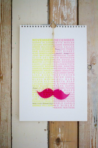 movember by wood & wool stool