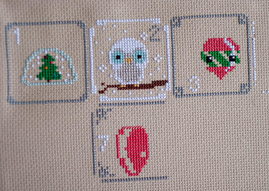 Kawaii Winter Wonderland Sampler