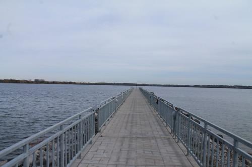 lake fishing platform seneca senecalake andyarthur