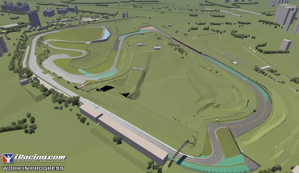 Circuit Interlagos : Bsimracing