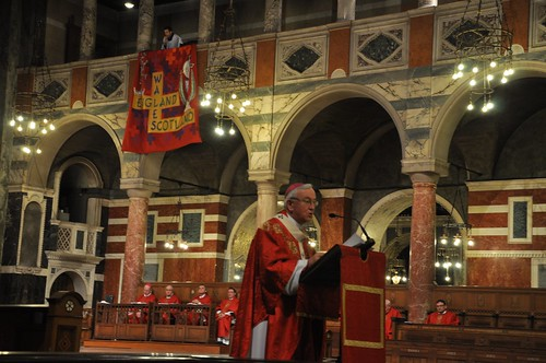 The 25th Anniversary Mass of the Beatification of the 85 Martyrs of England and Wales