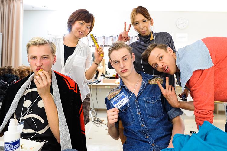 Roberto Sipos3053_SS13 Tokyo FACETASM031_Benjamin Jarvis,Alex Maklakov(Fashion Press)