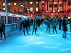 Ice Skating London 2012