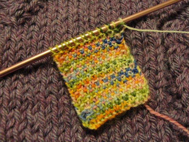 Linen Stitch Bookmark 1.0