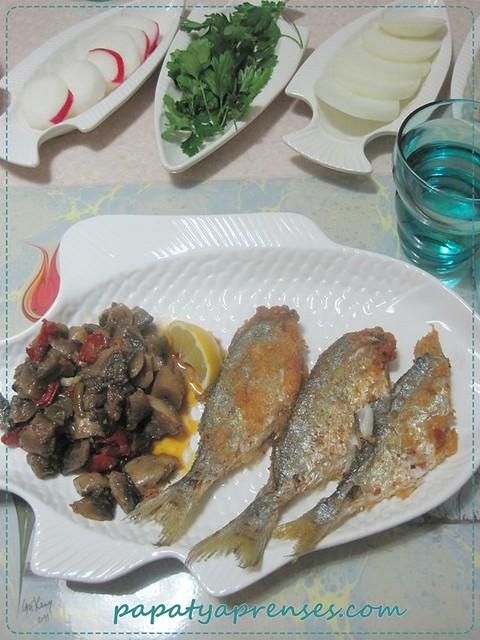 balık sofrası 011