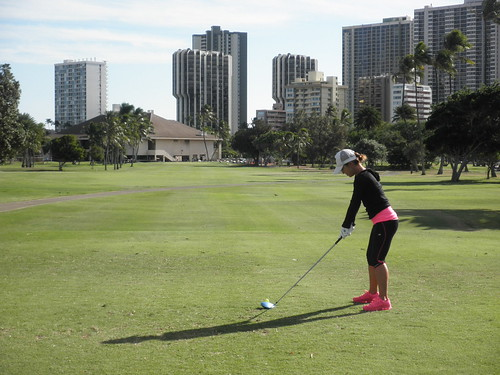Ala Wai Golf Course 115