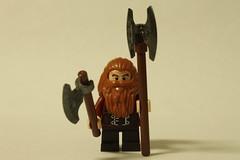 LEGO The Hobbit Barrel Escape (79004) - Gloin