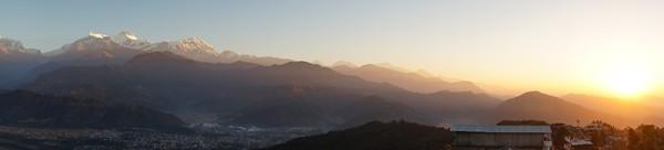 Sarangkot Nepal - sunrise pictures - rebeccasawblog-021