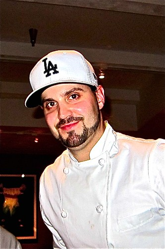 Doma chef Dustin Trani