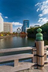Around imperial palace