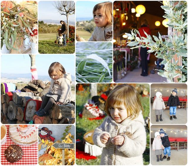 Resum del primer mercat de nadal!