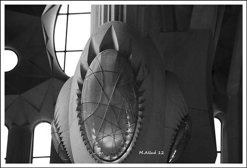 Sagrada Família by Miguel Allué Aguilar