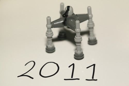 Lego Star Wars Advent Calendar, Day 4