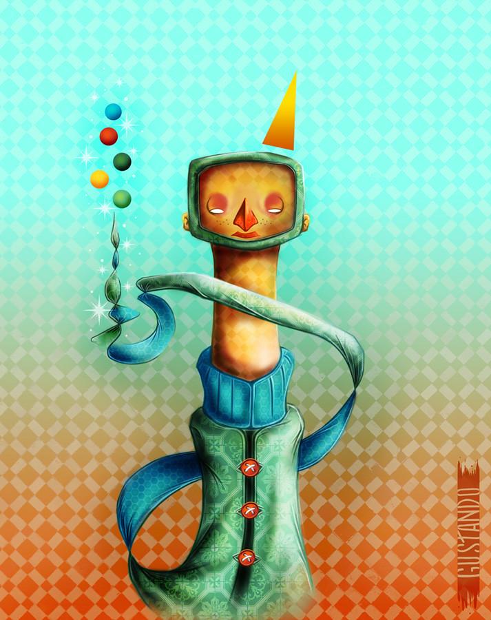 Malabarista | Juggler