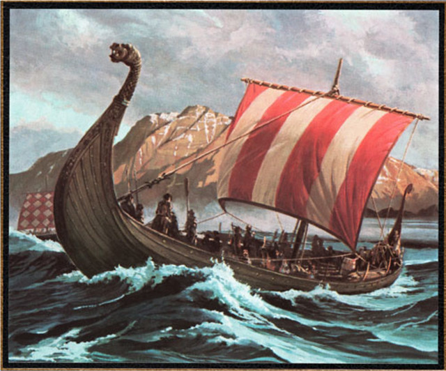 Viking Long Ships - Lessons - Tes Teach
