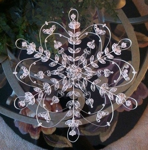 quilled-snowflake