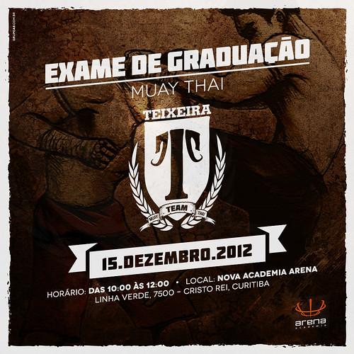 Arte Graduação - Teixeira Team by chambe.com.br