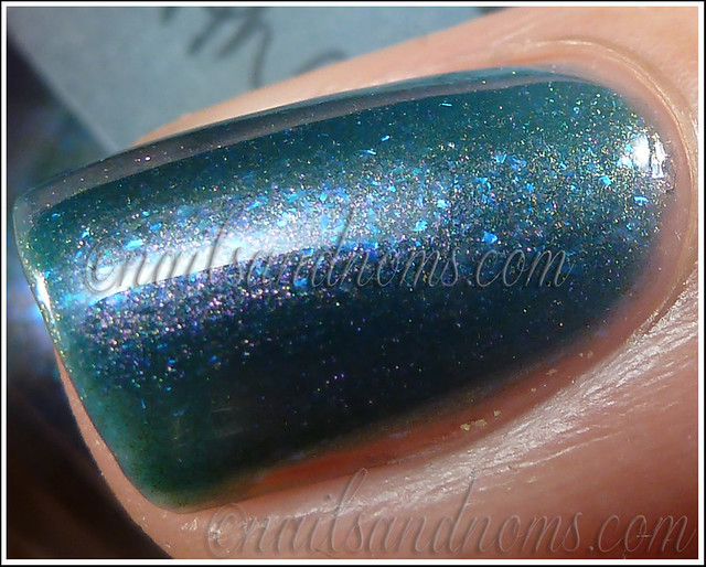 Paint Box Polish - Northern Lights 4