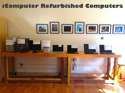 iComputer Refurb Computers