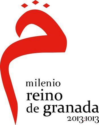 Logo del Milenio del reino de Granada