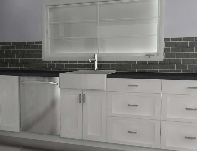 Ikea Vitrine Pour Collection ~ DOMSJO apron front sink  Flickr  Photo Sharing!