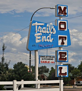 Motel At The End of The Trail