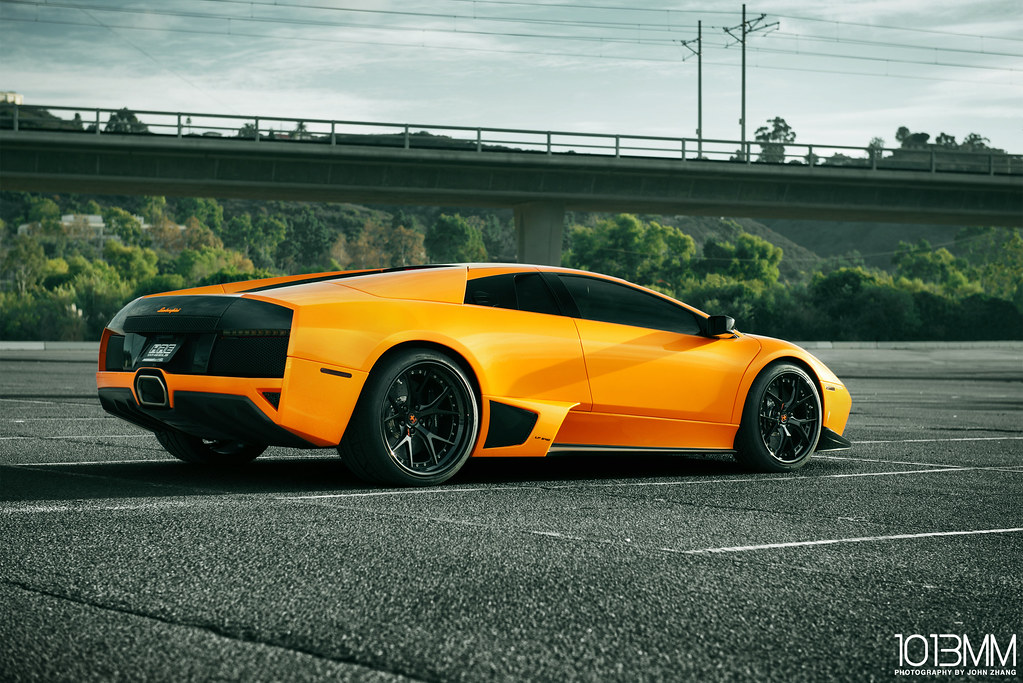 HRE Wheels Lamborghini Murcielago