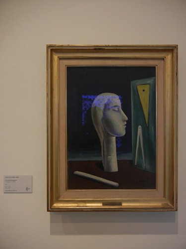 DSCN2876 _ The Engineer's Mistress  (L'amante dell'ingegnere), Carrà Carlo, 1921, Peggy  Guggenheim