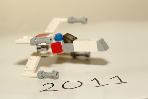 Lego Star Wars Advent Calendar, Day 9